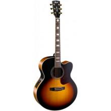 Электроакустическая гитара Cort CJ3V TAB