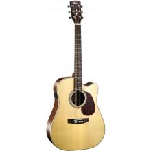 Электроакустическая гитара Cort MR600F NAT