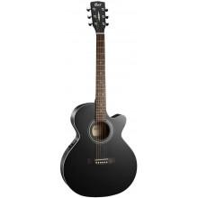 Акустическая гитара Cort SFX ME BKS