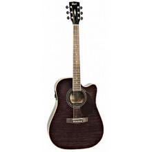 Электроакустическая гитара Cort AD880CEAB TBK