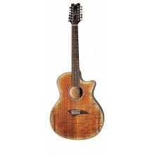 Электроакустическая гитара Dean Exotica FM12