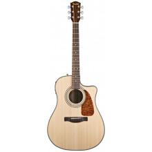Электроакустическая гитара Fender CD-280SCE NAT