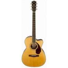 Электроакустическая гитара Fender PM-3 Paramount Standard Triple O NAT