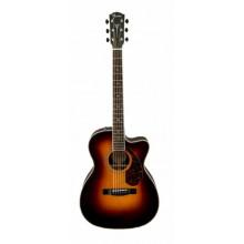 Электроакустическая гитара Fender PM-3 Paramount Deluxe Triple O Sunburst