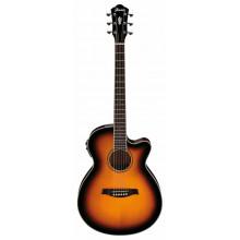 Электроакустическая гитара Ibanez AEG10II VS