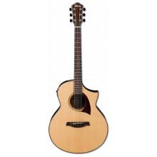 Электроакустическая гитара Ibanez AEW22CD NT