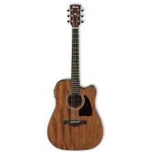 Электроакустическая гитара Ibanez AW54CE OPN