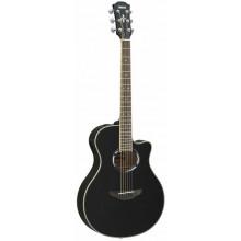 Электроакустическая гитара Yamaha APX500 III BLK