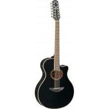Электроакустическая гитара Yamaha APX700 II 12 BLK