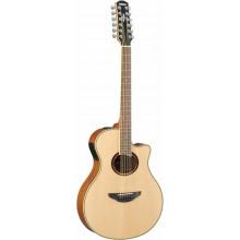 Электроакустическая гитара Yamaha APX700 II 12 NT