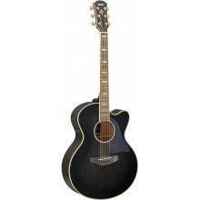 Электроакустическая гитара Yamaha CPX1000 TBL
