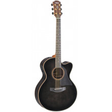 Электроакустическая гитара Yamaha CPX1200 II TBL