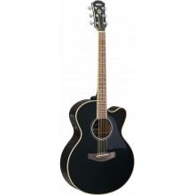 Электроакустическая гитара Yamaha CPX700 II BK