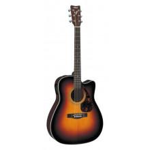 Акустическая гитара Yamaha FX370C TBS