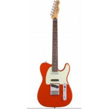 Электрогитара Fender Deluxe Nashville Telecaster RW Fiesta Red