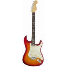 Электрогитара Fender American Elite Stratocaster RW Aged Cherry Burst Ash