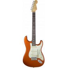 Электрогитара Fender American Elite Stratocaster RW Autumn Blaze Metallic