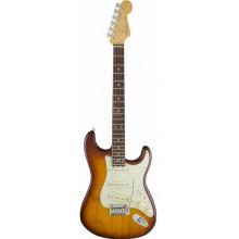 Электрогитара Fender American Elite Stratocaster RW Tobacco Sunburst