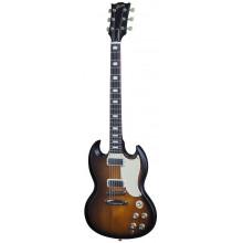 Электрогитара Gibson 2016 T SG Special Satin Vintage Sunburst Chrome