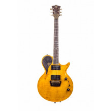 Электрогитара Universum Guitars Elena Delta Yellow