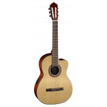 Классическая гитара со звукоснимателем Cort AC120CE OP