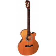 Классическая гитара со звукоснимателем Cort CEC1 OP