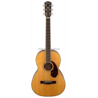 Классическая гитара со звукоснимателем Fender PM-2 Paramount Standard Parlor
