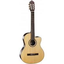 Классическая гитара Cort AC160CF NAT