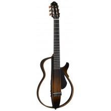 Тихая гитара Yamaha SLG200N TBS
