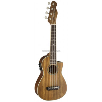 Fender Ukulele Mino'Aka Koa CE