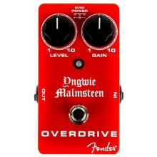 Гитарная педаль Fender Malmsteen Overdrive Pedal