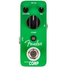 Гитарная педаль Fender Micro Compressor