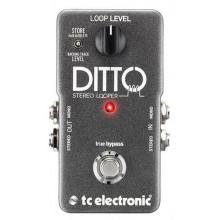Гитарная педаль TC Electronic Ditto Stereo Looper