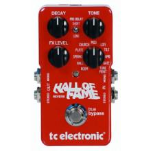 Гитарная педаль TC Electronic Hall of Fame Reverb