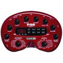 Гитарный процессор Line6 Pod 2.0