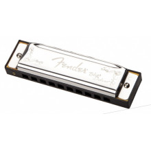 Губная гармошка Fender Harmonica Blues Deluxe C