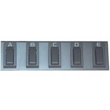 Футконтроллер для клавишных Korg EC 5