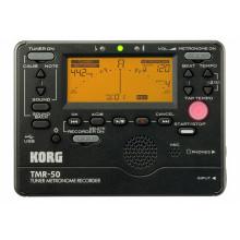 Тюнер-метроном-рекордер Korg TMR 50 BK