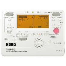 Тюнер-метроном-рекордер Korg TMR 50 PW