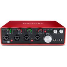 Аудиоинтерфейс Focusrite Scarlett 18I8