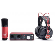 Аудиоинтерфейс Focusrite Scarlett 2I2 Studio New