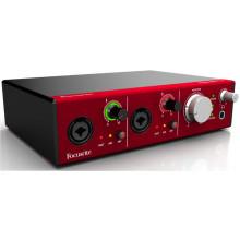 Аудиоинтерфейс Focusrite Clarett 2 Pre