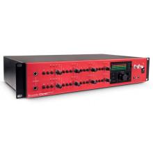 Аудиоинтерфейс Focusrite Clarett 8 Pre X