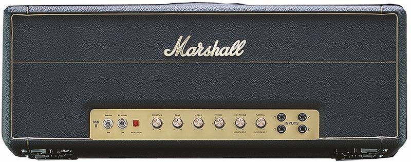 усилителей Marshall